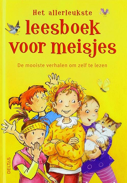 Het allerleukste leesboek voor meisjes - hardcover