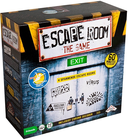 Identity Games - Escape Room The Game