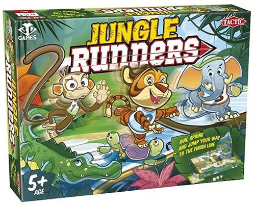 Jungle Runners bordspel