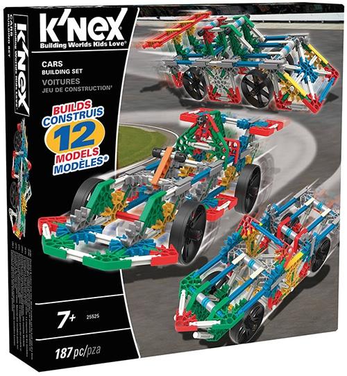 K'Nex 33867 Cars Building Set