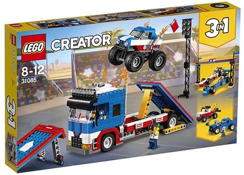 LEGO Creator 31085 - Mobiele stuntshow