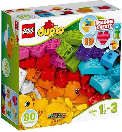 LEGO Duplo 10848 - Mijn Eerste Bouwstenen
