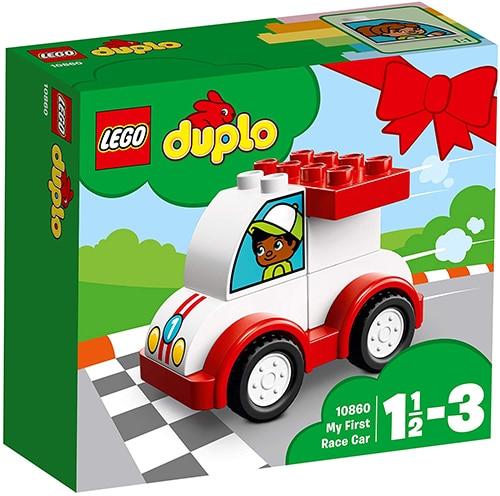 LEGO Duplo 10860 - Mijn eerste raceauto