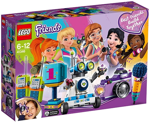 LEGO Friends 41346 - Vriendendoos