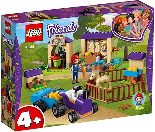 LEGO Friends 41361 - Mia's Veulenstal