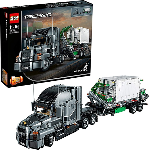 LEGO Technic 42078 - Mack Anthem