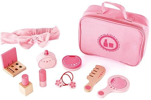 Make-up tasje met accessoires