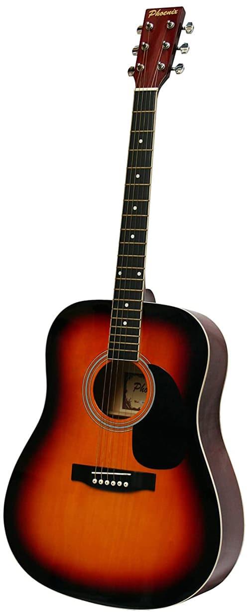 Phoenix gitaar Western 001 vintage dreadnought
