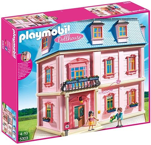 Playmobil 5303 - Romantisch poppenhuis