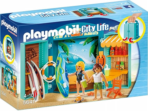 Playmobil 5641 - Surf Shop