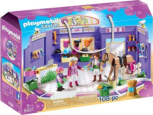 Playmobil 9401 City Life Ruiterwinkel