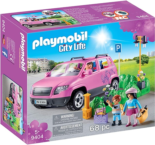 Playmobil City Life 9404 - Familiewagen