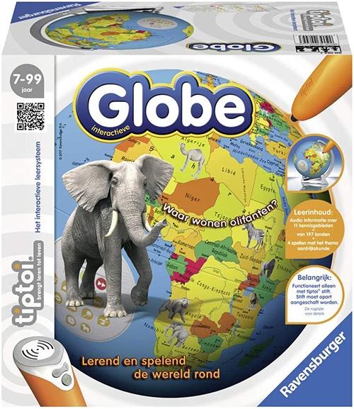 Ravensburger 007943 Globe Interactief Tiptoi
