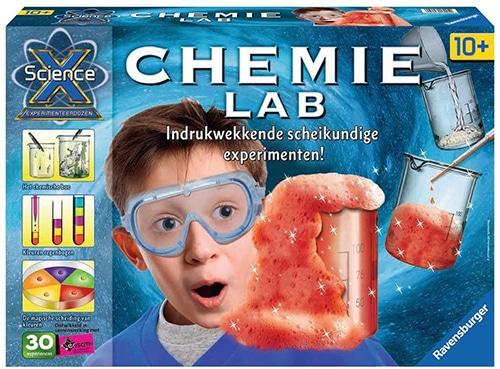 Ravensburger 189052 Chemie Laboratorium