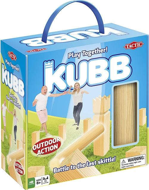 Tactic werpspel Kubb