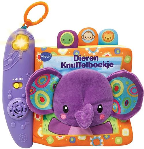VTech Baby - Dieren Knuffelboekje