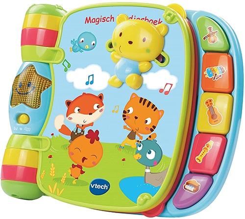 VTech Baby - Magisch Liedjesboek