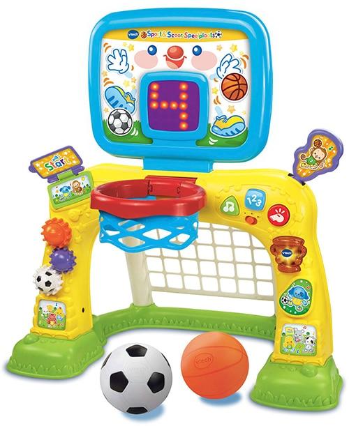 VTech Baby - Sport & Scoor Speelplaats