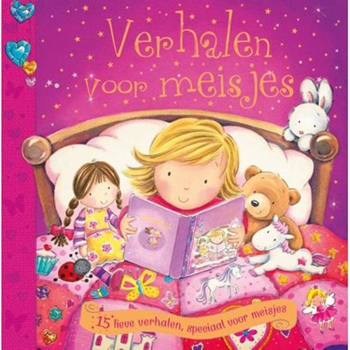 Verhalen voor meisjes - hardcover boek