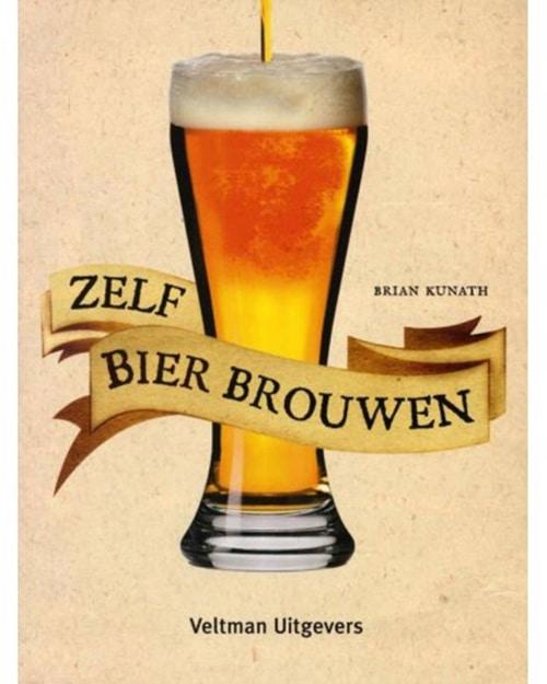 Zelf bier brouwen - hardcover