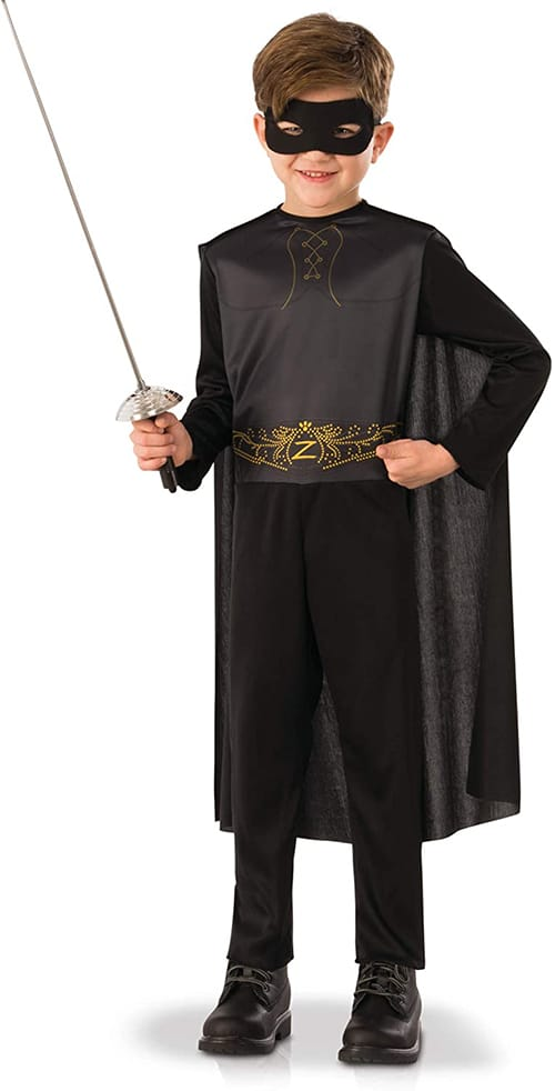 Zorro-kostuum