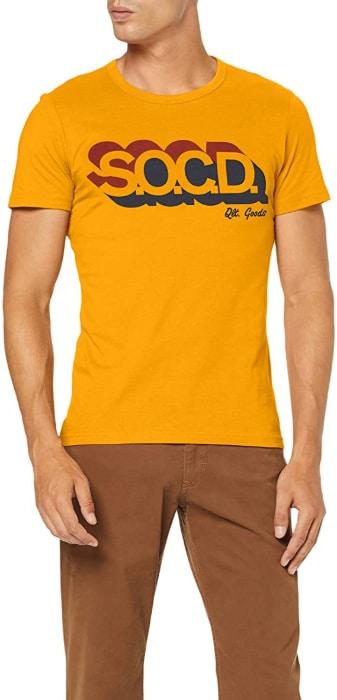 s.Oliver T-shirt voor heren