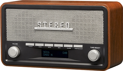 Denver DAB-18 Retro Radio