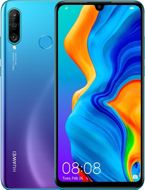 Huawei P30 Lite 128 GB Blauw