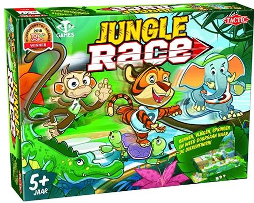 Jungle Race - Tactic