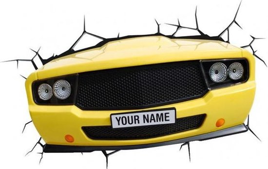 3DlightFX Muscle Car