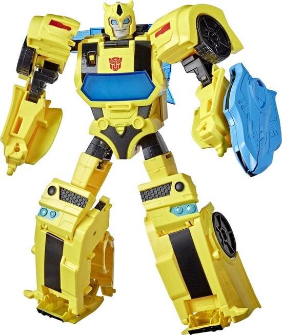 Transformers Cyberverse Battle Call Officer Bumblebee