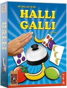 999 Games - Halli Galli actiespel