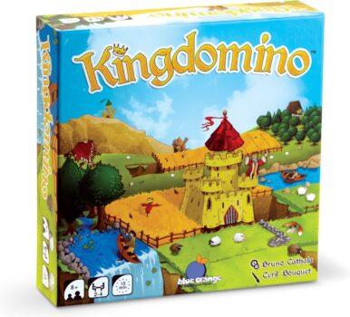 Blue Orange Kingdomino bordspel