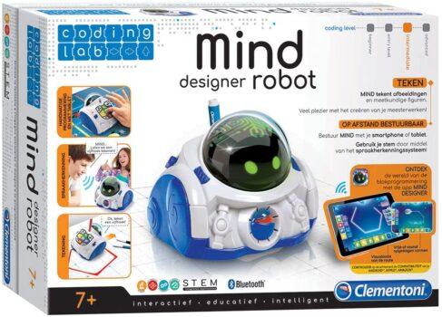 Clementoni - Mind Designer Coding Lab