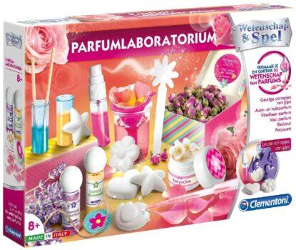 Clementoni Wetenschap en Spel - Parfumlaboratorium