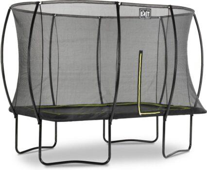 EXIT Silhouette trampoline 244x366cm
