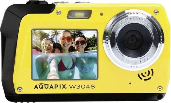 Easypix - Aquapix W3048-I Edge Yellow