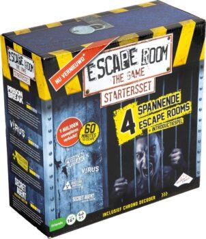 Escape Room The Game Startersset