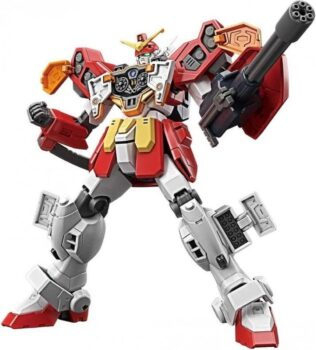 Gundam: High Grade Gundam Heavy Arms HGAC 1:144 Model Kit