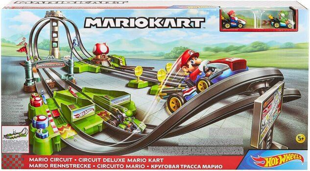 Hot Wheels GCP27 Mario Kart baan