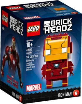 LEGO BrickHeadz 41590 - Marvel Avengers Iron Man