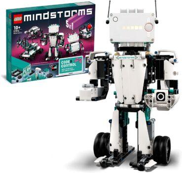 LEGO Mindstorms 51515 - Robotuitvinder