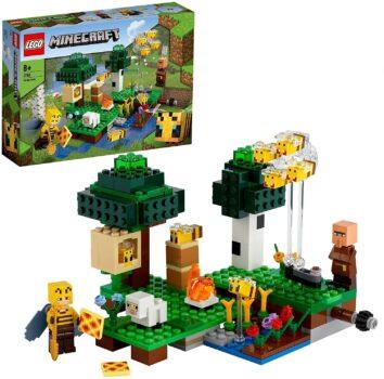 LEGO Minecraft 21165 - De Bijenhouderij