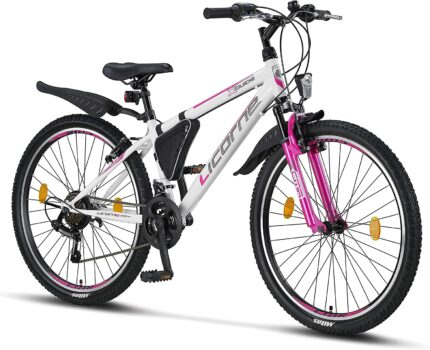 Licorne Bike Guide Premium mountainbike 26 inch