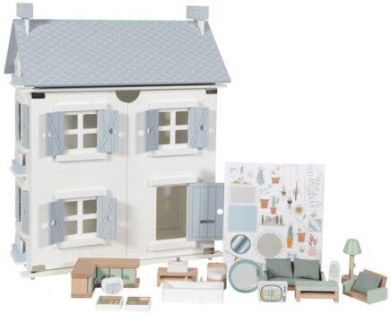 Little Dutch 4466 houten poppenhuis