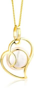 Miore gouden halsketting dames
