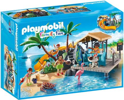 Playmobil 6979 - Caribisch Eiland met Strandbar