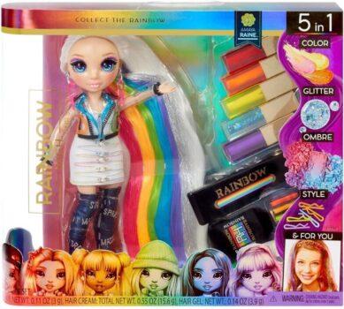 Rainbow High 569329 Hair Studio