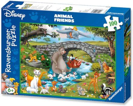 Ravensburger 109470 Puzzel Disney Familie Animal Friends puzzel