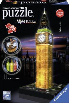 Ravensburger 125883 3D puzzel - Big Ben
